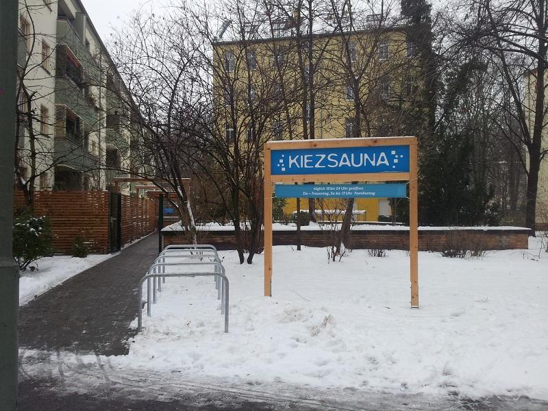 Kiez-Sauna Berlin Friedrichshain
