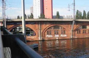 pull the plug spree berlin