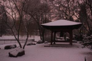 Friedensglocke Volkspark Friedrichshain