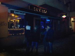 Lebowski Kneipe Berlin Friedrichshain