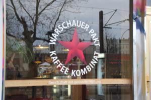 Logo Cafe Warschauer Pakt