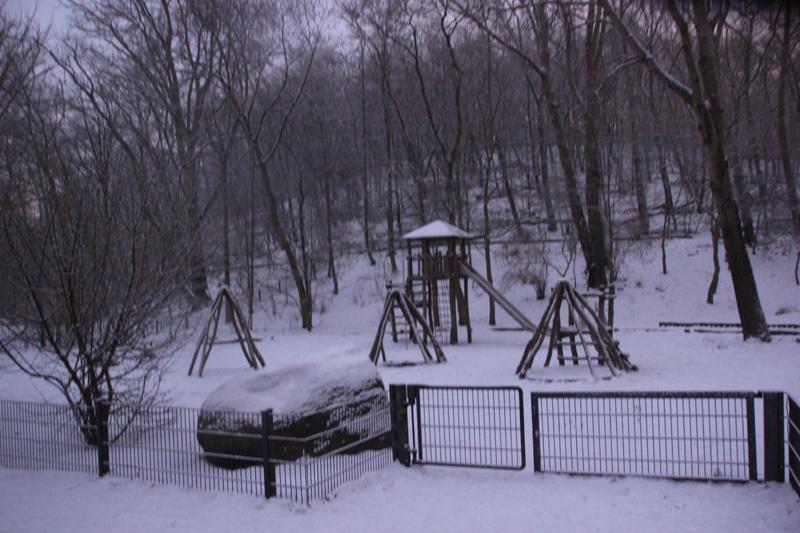 Spielplatz Volkspark Friedrichshain