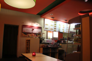 Theke Pho House Vietnamesisches Restaurant