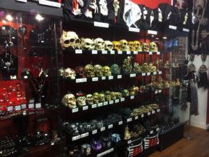 Totenköpfe Mystica Fantasy Shop