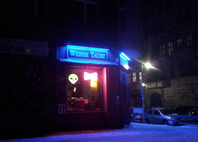 Weiße Taube Bar Kreuzberg