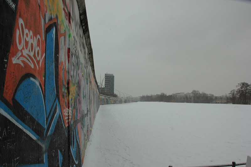 West Side Gallery Berlin Friedrichshain
