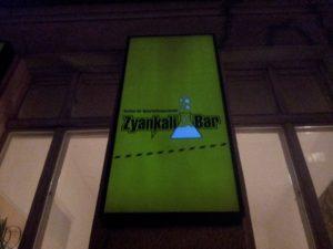 Zyankali Bar Kreuzberg