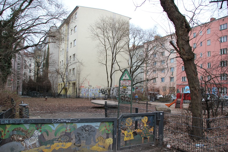 Spielplatz Kreuzberg