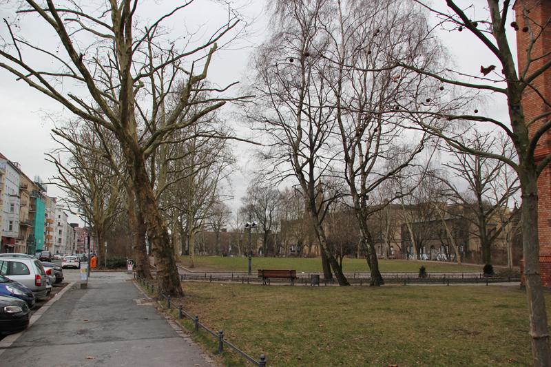 Mariannenplatz Kreuzberg