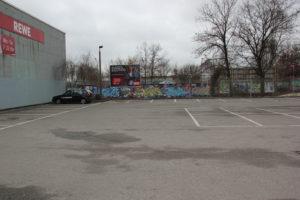 Parkplatz Revaler Friedrichshain