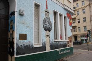 Streetart Graffiti Berlin Alexanderplatz