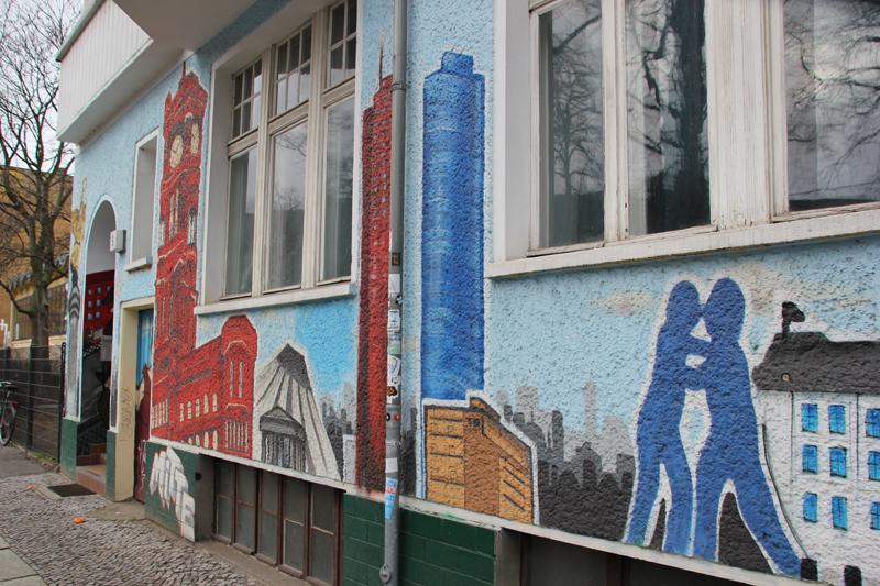 Streetart Graffiti Berlin Mitte