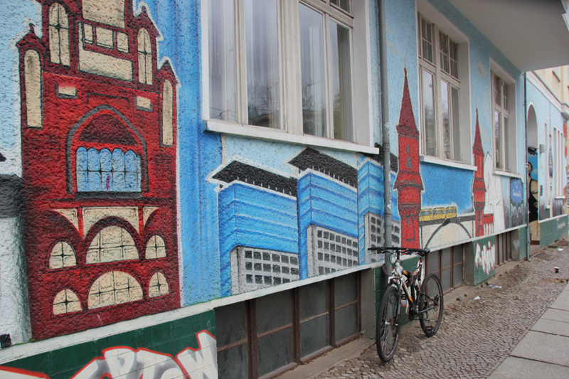 Streetart Graffiti Berlin Treptow