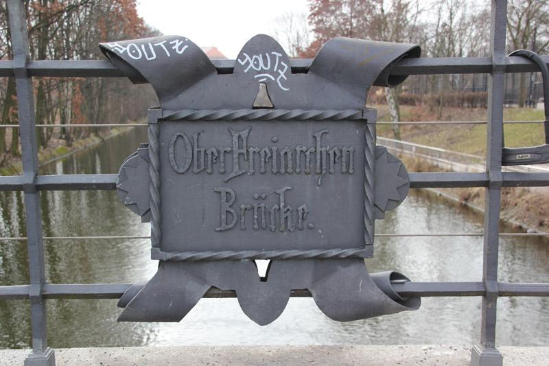 02 Landwehrkanal Brücke Lohmühleninsel