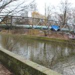 12 Rohrbrücke Landwehrkanal