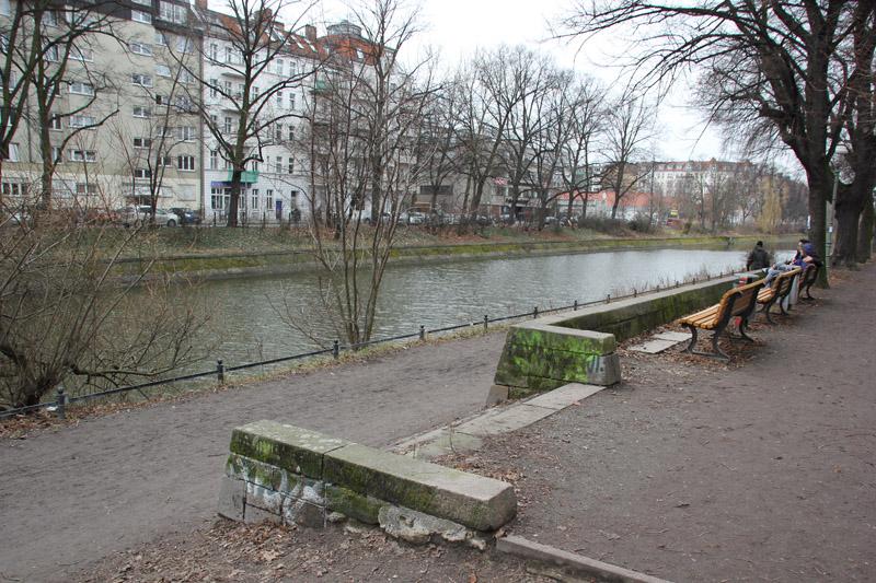 16 Landwehrkanal Kreuzberg