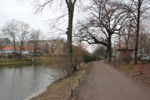 17 Landwehrkanal Uferweg