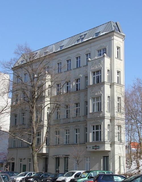 1st floor hostel Friedrichshain Ostkreuz