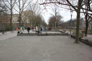 Bouleplatz Berlin Kreuzberg