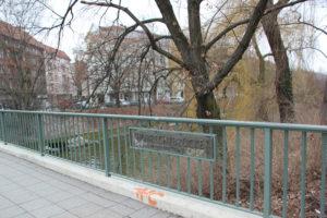 Hobrechtbrücke Kreuzberg