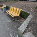 Sitzbank Paul-Linke-Ufer