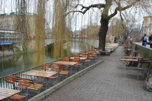 Spree Terrasse Paul-Linke-Ufer