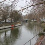 Fränkelufer Landwehrkanal Kreuzberg
