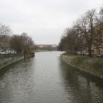 Landwehrkanal Admiralbrücke Kreuzberg