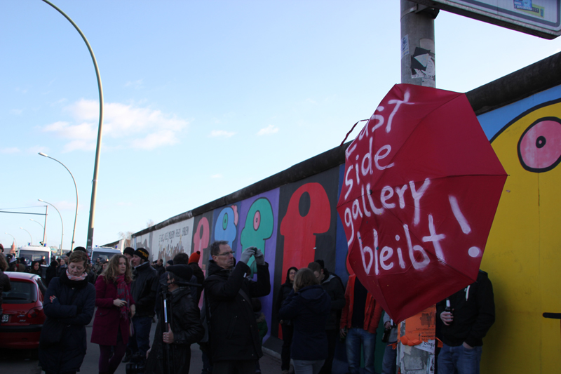 East-Side-Gallery Demo