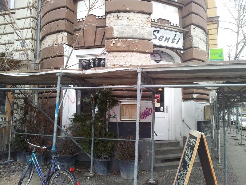 Senti Bar Berlin Kreuzberg