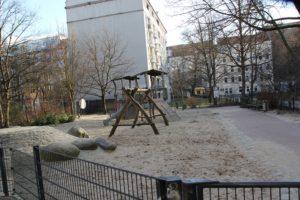 Spielplatz Friedrichshain