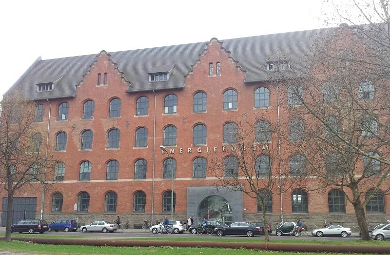 Energieforum Berlin Friedrichshain