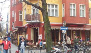 Gobi Berlin Friedrichshain