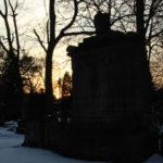 Grab Friedhof Friedrichshain