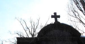 Kreuz Kapelle Friedhof Friedrichshain