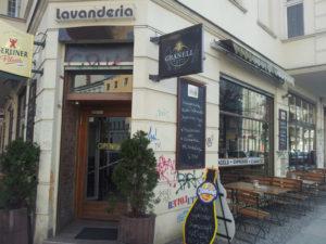 Lavanderia Waschsalon und Bar Friedrichshain
