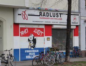 Radlust Hollandräder Kreuzberg