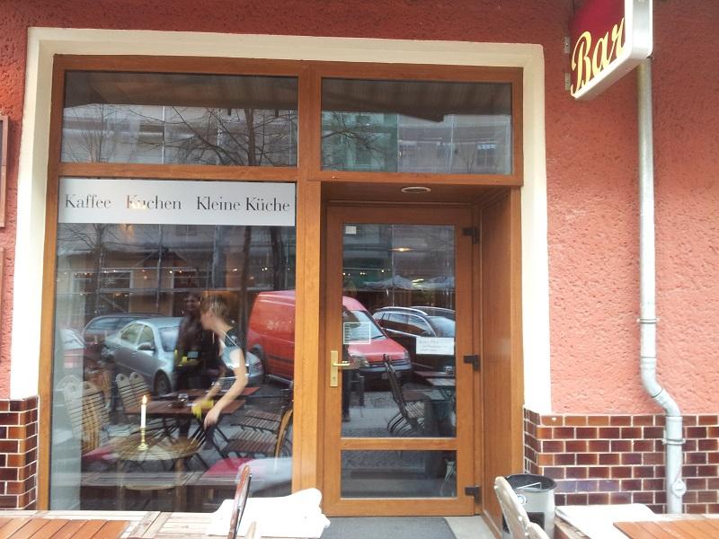 Steinwenders Cafe Friedrichshain
