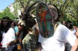 Ägypten Karneval der Kulturen 2013