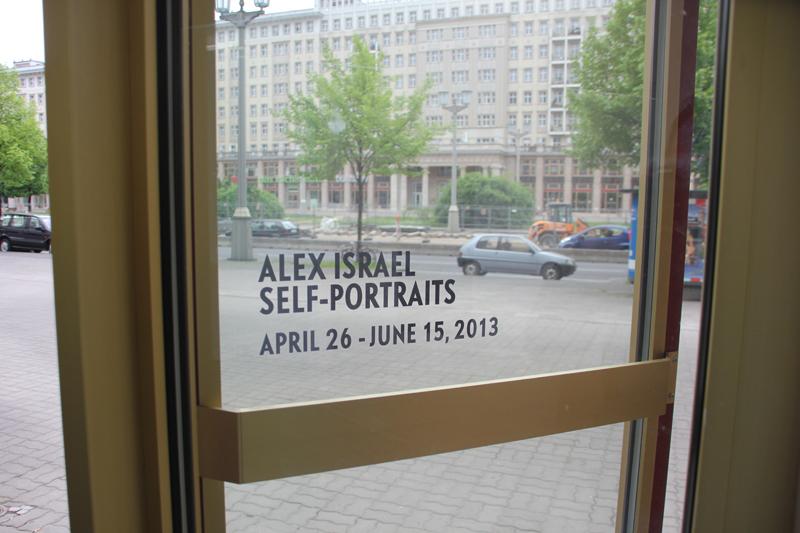 Alex Israel Ausstellung KMA