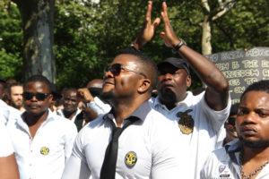 Black Movement Karneval der Kulturen 2013