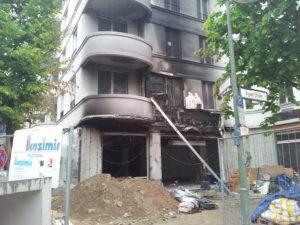 Brandanschlag Rigaer Str