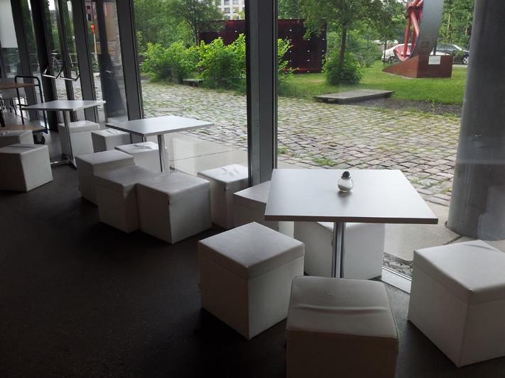 Café Radialsystem Friedrichshain