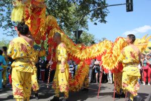 Drachen Karneval der Kulturen 2013