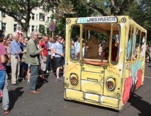 Karneval der Kulturen 2013 Wagen