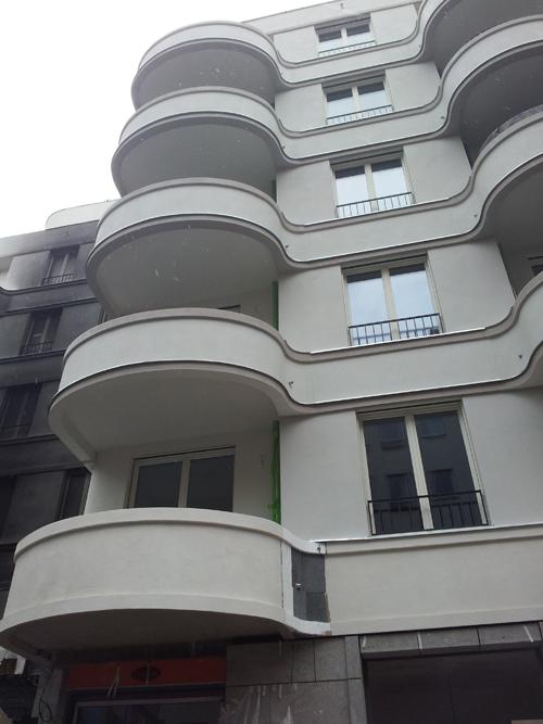Luxusbauten Rigaer Str