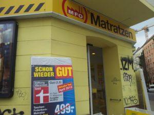 MFO Matratzen Factory Outlet Friedrichshain