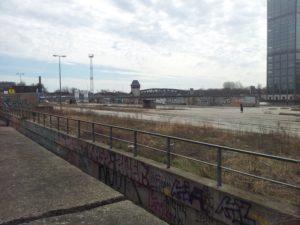 Osthafen Berlin Friedrichshain
