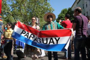 Paraguay Karneval der Kulturen 2013