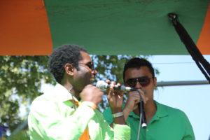 Sänger Karneval der Kulturen 2013